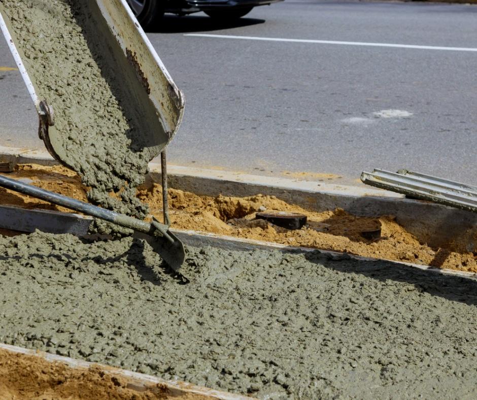 Virginia Beach Concrete Walkways and Sidewalks